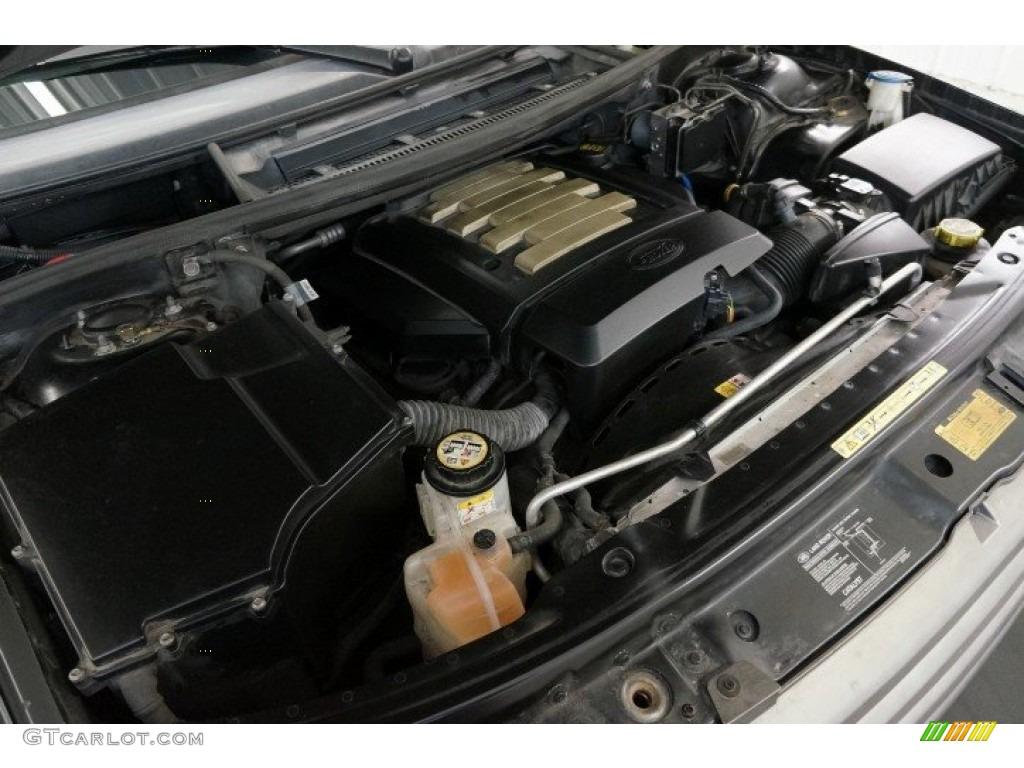 2006 Range Rover HSE - Java Black Pearl / Charcoal/Jet photo #39
