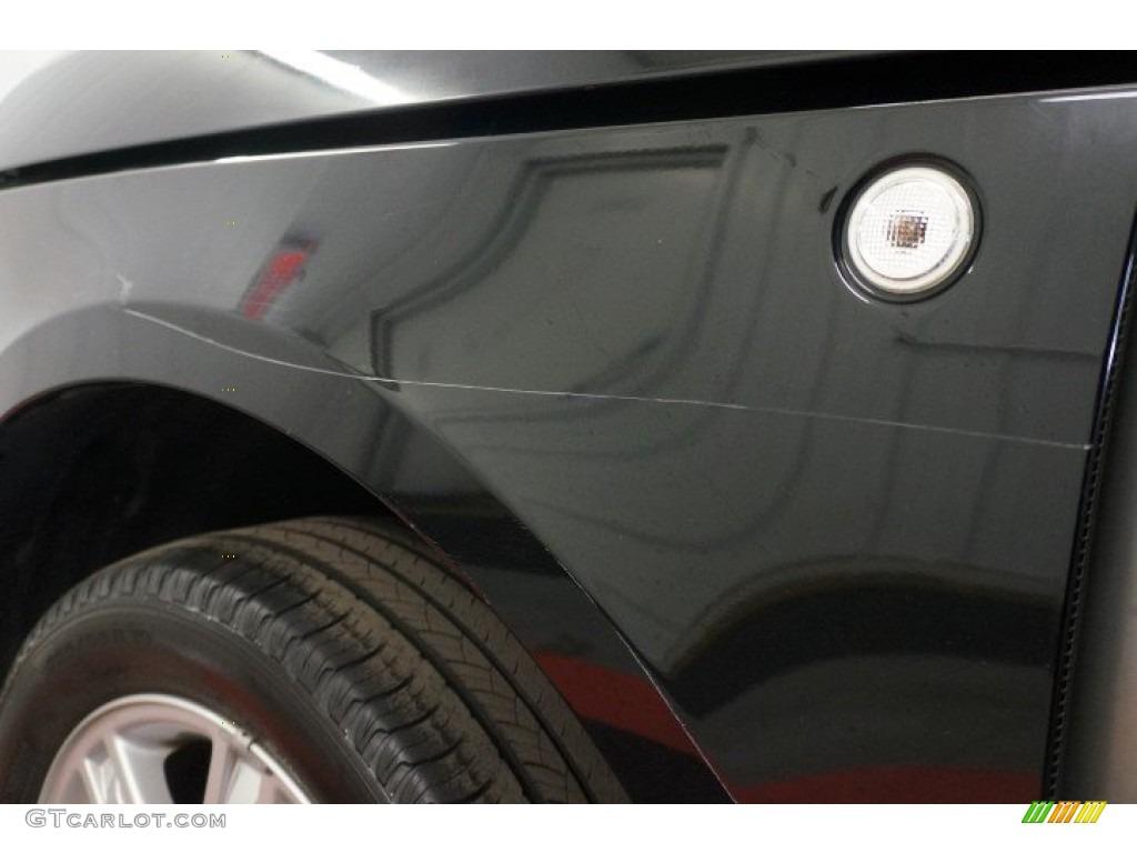 2006 Range Rover HSE - Java Black Pearl / Charcoal/Jet photo #66