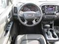 2015 GMC Canyon Jet Black/Cobalt Red Interior Dashboard Photo