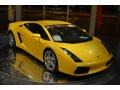 Giallo Midas - Gallardo Coupe E-Gear Photo No. 3