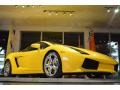 Giallo Midas - Gallardo Coupe E-Gear Photo No. 10
