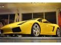 Giallo Midas - Gallardo Coupe E-Gear Photo No. 12