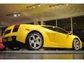 Giallo Midas - Gallardo Coupe E-Gear Photo No. 14