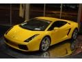 Giallo Midas - Gallardo Coupe E-Gear Photo No. 22