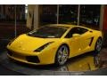 Giallo Midas - Gallardo Coupe E-Gear Photo No. 23