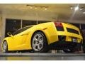 Giallo Midas - Gallardo Coupe E-Gear Photo No. 26