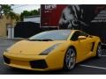 Giallo Midas - Gallardo Coupe E-Gear Photo No. 49