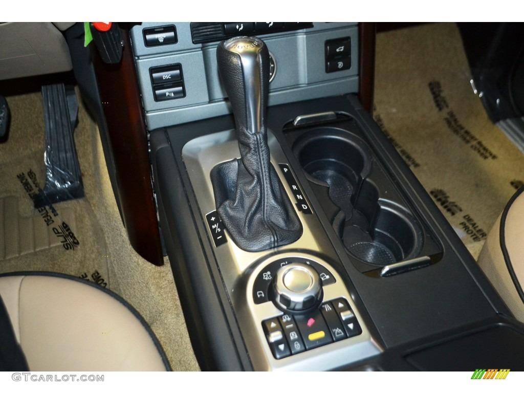 2007 Range Rover HSE - Chawton White / Sand Beige photo #21