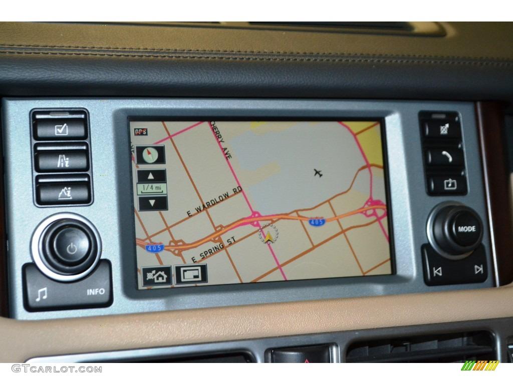 2007 Range Rover HSE - Chawton White / Sand Beige photo #22