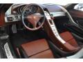 2005 Carrera GT Ascot Brown Interior