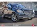 Steel Grey Metallic 2011 Mercedes-Benz GL 550 4Matic