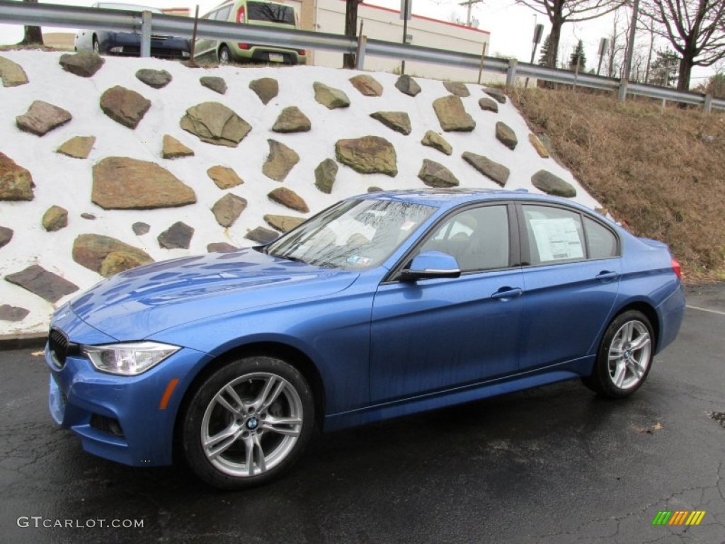 2015 estoril blue bmw 3 series 335i xdrive sedan. Black Bedroom Furniture Sets. Home Design Ideas
