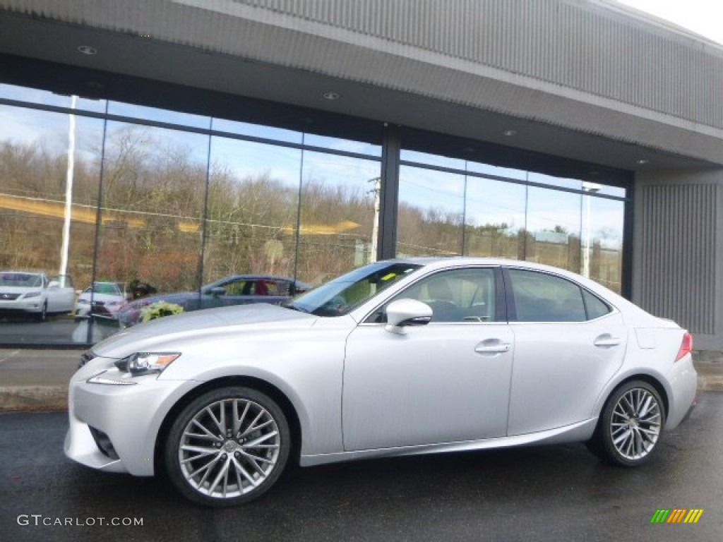 2014 silver lining metallic lexus is 250 awd 100190859. Black Bedroom Furniture Sets. Home Design Ideas