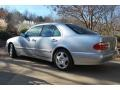 Brilliant Silver Metallic 2001 Mercedes-Benz E 430 Sedan