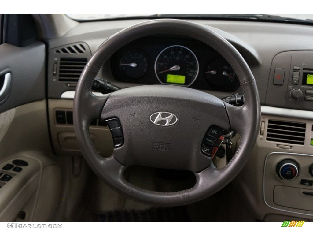 2006 Hyundai Sonata Gl Steering Wheel Photos
