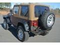Sienna Pearl 2001 Jeep Wrangler Gallery