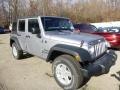 Billet Silver Metallic 2015 Jeep Wrangler Unlimited Gallery