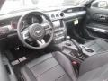 Ebony Interior Photo for 2015 Ford Mustang #100233833