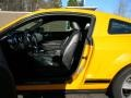 2007 Grabber Orange Ford Mustang V6 Premium Coupe  photo #16