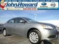 Magnetic Gray 2014 Nissan Sentra Gallery