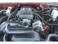 1999 Dark Carmine Red Metallic Chevrolet Silverado 1500 LS Extended Cab  photo #27