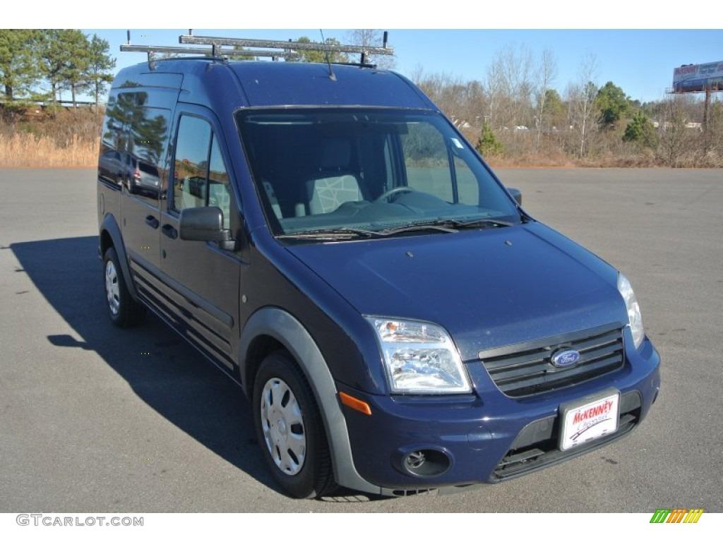 2010 dark blue ford transit connect xlt cargo van 100229874 car color galleries. Black Bedroom Furniture Sets. Home Design Ideas