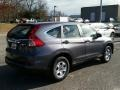 2015 Modern Steel Metallic Honda CR-V LX AWD  photo #2