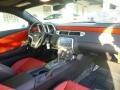 Inferno Orange Dashboard Photo for 2015 Chevrolet Camaro #100271287