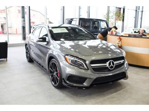 2015 Mercedes-Benz GLA 45 AMG 4Matic Data, Info and Specs