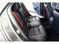 Black w/Red Cut Rear Seat Photo for 2015 Mercedes-Benz GLA #100272430