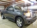 Magnetic Gray Metallic 2012 Toyota Tundra Limited Double Cab 4x4