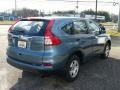 2015 Mountain Air Metallic Honda CR-V LX AWD  photo #2
