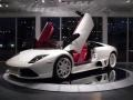 Bianco Isis (Pearl White) 2008 Lamborghini Murcielago LP640 Roadster