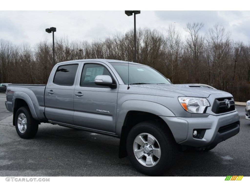 2015 silver sky metallic toyota tacoma prerunner trd sport. Black Bedroom Furniture Sets. Home Design Ideas