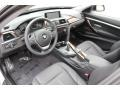 Black Prime Interior Photo for 2014 BMW 3 Series #100293312