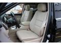Black/Light Frost Beige 2015 Jeep Grand Cherokee Interiors
