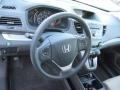2012 White Diamond Pearl Honda CR-V EX 4WD  photo #11