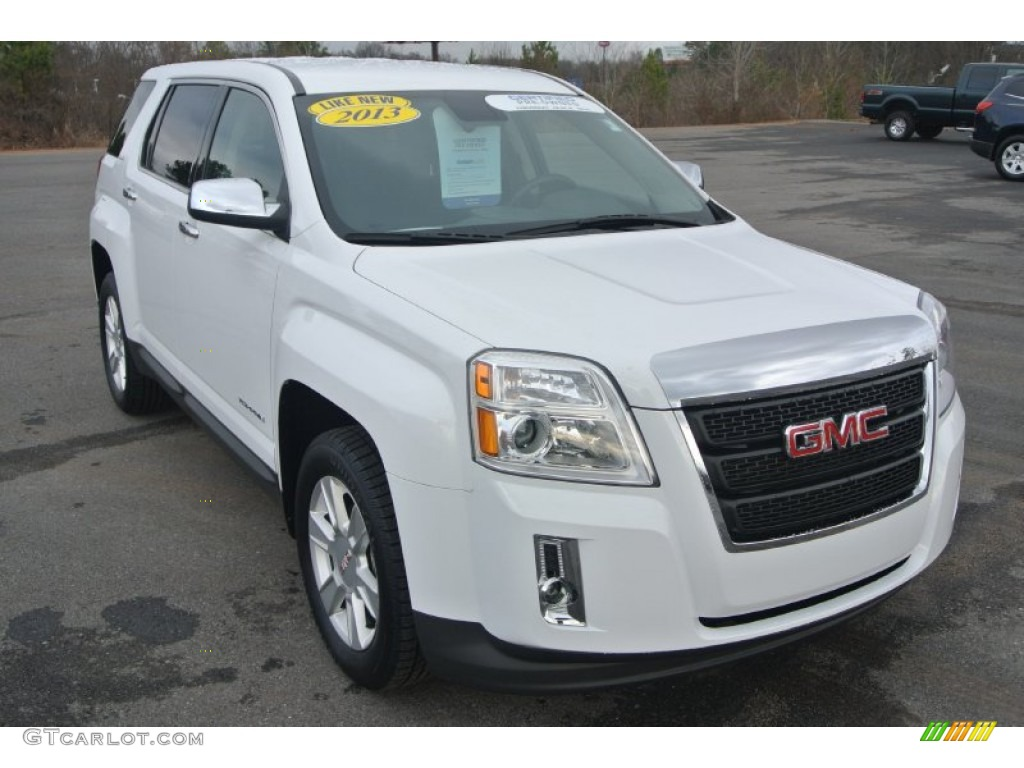 2013 summit white gmc terrain sle 100284326 car color galleries. Black Bedroom Furniture Sets. Home Design Ideas