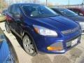 2013 Deep Impact Blue Metallic Ford Escape S #100283933