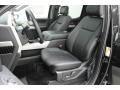 Black Front Seat Photo for 2015 Ford F150 #100325763