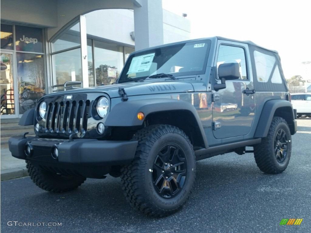 2015 anvil jeep wrangler willys wheeler 4x4 #100327238 | gtcarlot