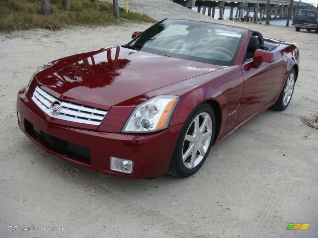 infrared 2006 cadillac xlr roadster exterior photo. Black Bedroom Furniture Sets. Home Design Ideas