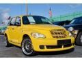 Solar Yellow 2006 Chrysler PT Cruiser Gallery