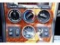 2000 BMW Z3 Black Interior Controls Photo