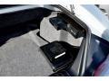 2000 BMW Z3 Black Interior Trunk Photo