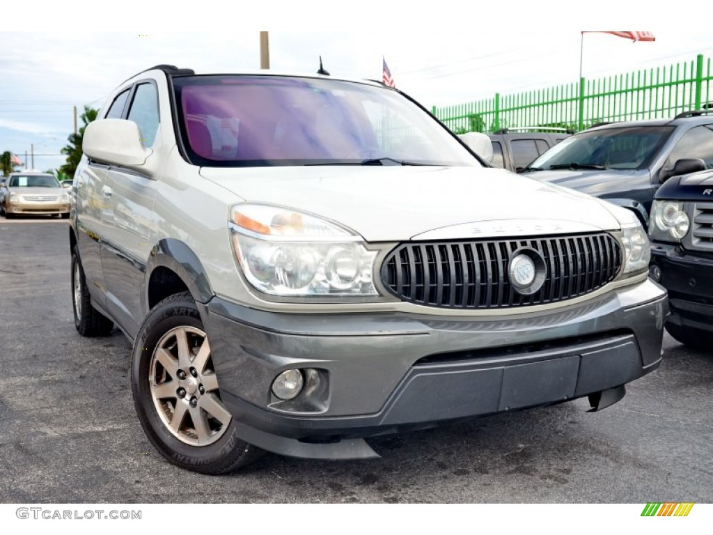 on 2003 Buick Rendezvous Red