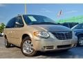 Linen Gold Metallic 2006 Chrysler Town & Country Limited