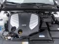 2015 Azera Limited 3.3 Liter GDI DOHC 24-Valve D-CVVT V6 Engine