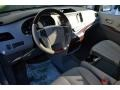 2012 Silver Sky Metallic Toyota Sienna Limited AWD  photo #9
