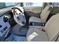 2012 Silver Sky Metallic Toyota Sienna Limited AWD  photo #10